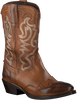 Cognacfarbene OMODA Cowboystiefel TEX503 - small