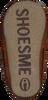 Cognacfarbene SHOESME Babyschuhe BS9A001  - small