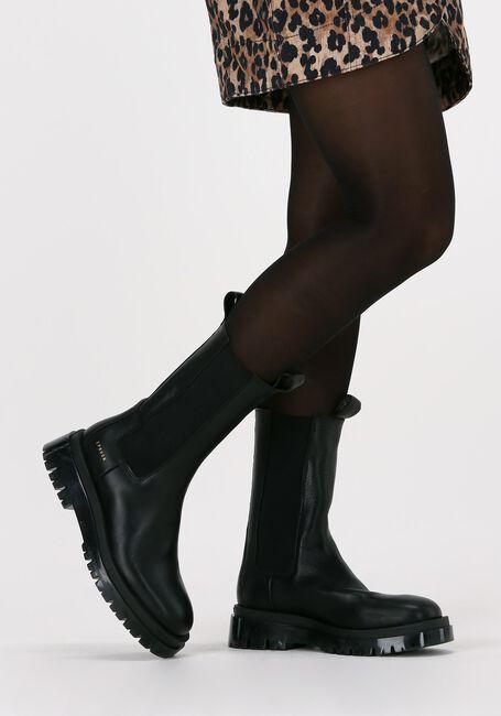 Schwarze COPENHAGEN STUDIOS Chelsea Boots CPH100  - large