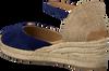 Blaue UNISA Espadrilles CISCA - small