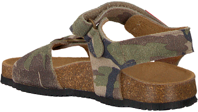 Grüne RED RAG Sandalen 19089 - large