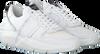 Weiße NUBIKK Sneaker LUCY FRINGE  - small
