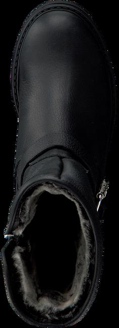 Schwarze PANAMA JACK Biker Boots SINGAPUR B22 - large