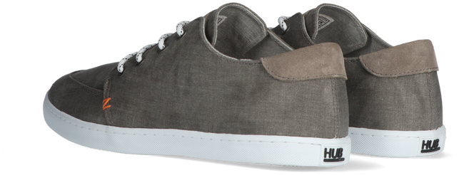 Graue HUB Sneaker BOSS - large