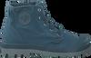 Graue PALLADIUM Ankle Boots PAMPA HI KIDS - small