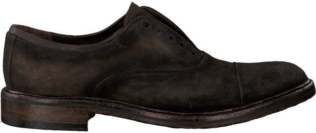 Braune GREVE Business Schuhe CABERNET II LOW - large