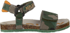 Grüne REPLAY Sandalen HARRICANE CAMO - small