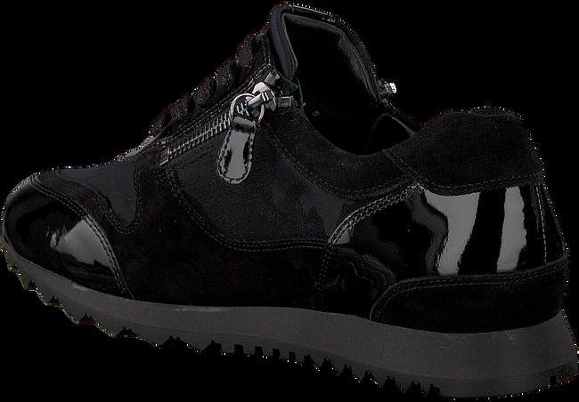 Schwarze HASSIA Sneaker 1911 - large