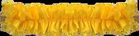 Gelbe LE BIG Stirnband NAVYA HEADBAND  - medium