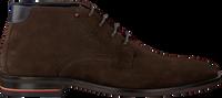 Braune TOMMY HILFIGER Business Schuhe SIGNATURE HILFIGER BOOT  - medium