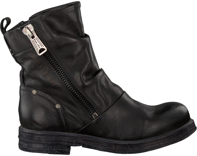 Schwarze REPLAY Biker Boots RL260056L RAINCOT - large