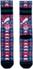 Mehrfarbige/Bunte XPOOOS Socken 60173  - small