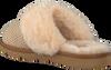 Beige UGG Hausschuhe COZY KNIT SLIPPER - small