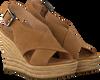 cognac UGG shoe HARLOW  - small