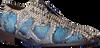 Blaue FLORIS VAN BOMMEL Business Schuhe 18224  - small