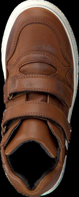 Cognacfarbene OMODA Sneaker 2302 - large