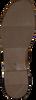 Cognacfarbene OMODA Sandalen 916054  - small