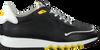 Schwarze FLORIS VAN BOMMEL Sneaker low 85302  - small
