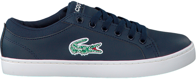 Blaue LACOSTE Sneaker STRAIGHTSET LACE 118 1 CAC - large