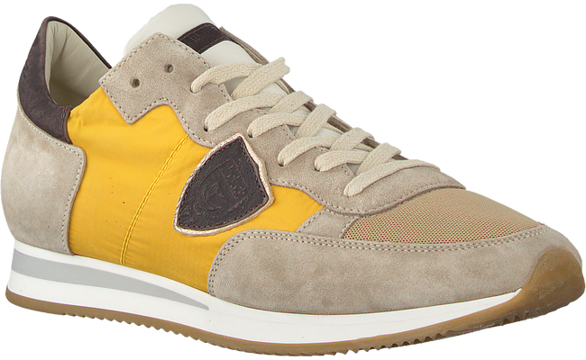 Gelbe PHILIPPE MODEL Sneaker TROPEZ  - large
