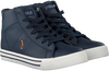 Blaue POLO RALPH LAUREN Sneaker EASTEN MID - small