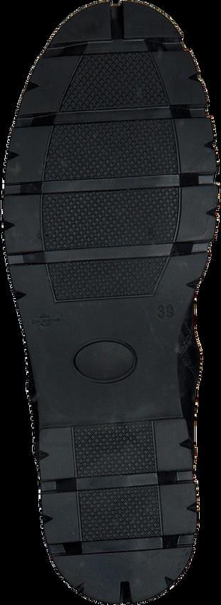 Schwarze GIGA Schnürstiefel 8654 - larger