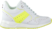 Weiße GUESS Sneaker low REJJY  - medium