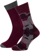 Rote MARCMARCS Socken MM DOMINIC COTTON 2-PACK - small