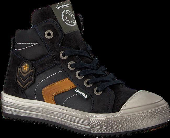 Blaue DEVELAB Sneaker 41713 - large