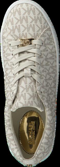 Weiße MICHAEL KORS Sneaker KEATON LACE UP - large