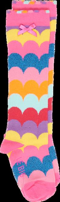 Mehrfarbige/Bunte LE BIG Socken NINOUK KNEE HIGH  - large