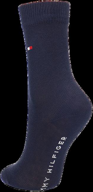 Blaue TOMMY HILFIGER Socken TH CHILDREN SOCK TH BASIC 2P - large