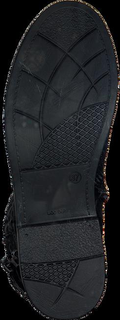 Schwarze OMODA Biker Boots R13233 - large