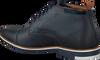Blaue OMODA Business Schuhe MREAN - small