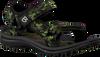 Grüne BRAQEEZ Pantolette 419020 SKY SPORT  - small