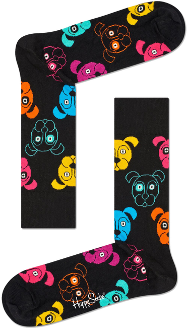 HAPPY SOCKS Socken DOG SOCK - large