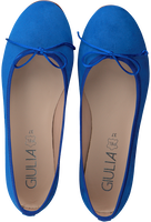 Blaue GIULIA Ballerinas G.12.BALLERINA  - medium