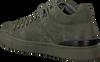 Grüne BLACKSTONE Sneaker QM87 - small