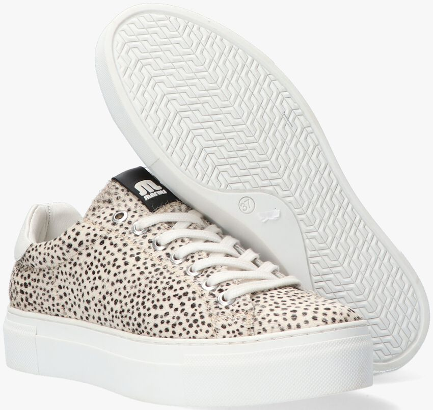 Beige MARUTI Sneaker TED HAIRON LEATHER - larger