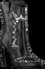 Schwarze BRONX Cowboystiefel 34106 - small