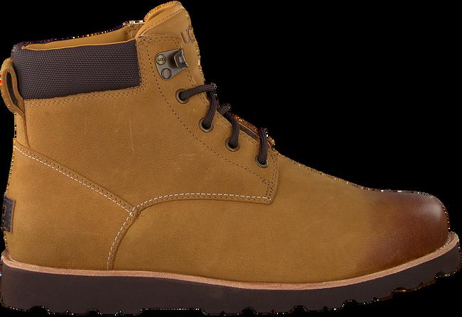 Camelfarbene UGG Ankle Boots SETON - large