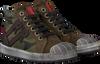Grüne RED RAG Sneaker 15525 - small