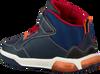 Blaue GEOX Sneaker J949CE  - small