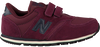 Rote NEW BALANCE Sneaker KE420 KIDS - small