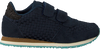 Blaue WODEN WONDER Sneaker YDUN WEAVED II - small