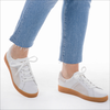 Weiße SCOTCH & SODA Sneaker LAURITE  - small