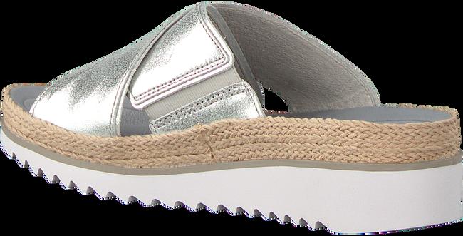 Silberne GABOR Pantolette 722.2 - large