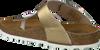 Goldfarbene OMODA Zehentrenner 891 - small