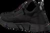 Schwarze RED RAG Sneaker 15549 - small
