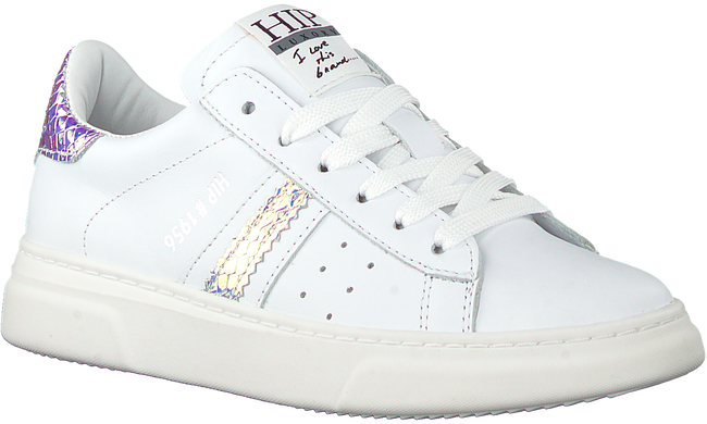 Weiße HIP Sneaker low H1272  - large